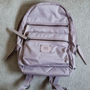 NWT FRYE Ivy Backpack in Lilac